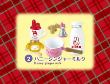 Dollhouse Re-ment Miniature Sanrio My Melody Winter  Vacation  Rement No.02