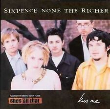 SIXPENCE NONE THE RICHER  Kiss Me, Love LOT OF 5 -NEW-CD singles She's All That
