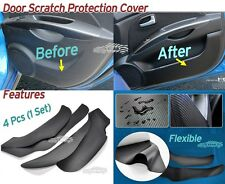 Carbon Inside Door Cover Scratch Protector 4P for Hyundai SONATA 2010~2012, 2013
