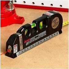 PROFESSIONAL LASER LEVEL PRO 3 LEVEL & MEASURE ALL IN ONE TOOL NEW