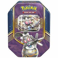 Pokemon Magearna EX 2016 Fall Battle Heart Collector's Tin (4 Boosters + Promo)