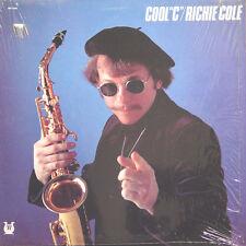 RICHIE COLE Cool C US Press Muse MR 5245 1981 LP