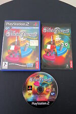PS2 : TRIVIAL PURSUIT UNLIMITED - Completo, ITA ! Il quiz più famoso del mondo !