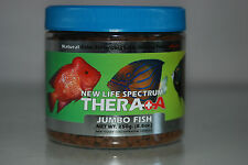 New Life Spectrum Thera  A  Jumbo Fish Extra Garlic 250g Tub 6mm Sinking Pellets