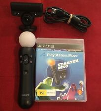 PlayStation Move Starter Pack - Sony PlayStation Ps3 - Eyetoy - Move Controller