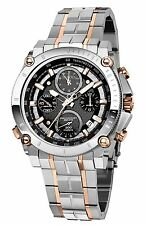Bulova Men's 98B256 Precisionist UHF Chronograph Quartz Two-Tone Bracelet Watch