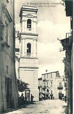 S. MARZANO sul Sarno  -  Campanile della Chiesa Madre