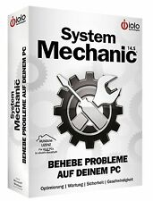 IOLO System Mechanic Standard 14.5 Deutsch Box Version CD/DVD