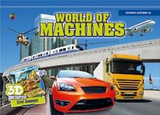 World of Machines by Alena Naumavets (Board book)