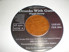"Drunks With Guns 7"" Panty Boy PITSBULL RECORDS"