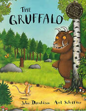 Julia Donaldson Story Book - THE GRUFFALO STORY BOOK - GRUFFALO - NEW