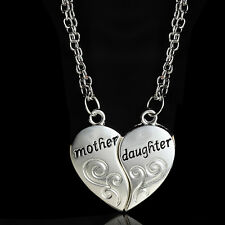 "Popular Mother and Daughter Love ""Mom"" Necklace Mother's Day Gifts For Mother CN"