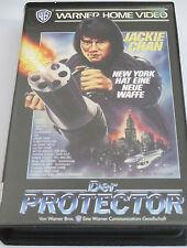 Der Protector - VHS/Action/Jackie Chan/Danny Aiello/Warner/FSK 18