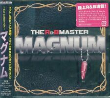 The R&B Master magnum Japan 2 CD NEW Ne-Yo,TLC,N.E.R.D