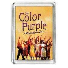 The Color Purple. The Musical. Fridge Magnet.
