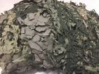 USED 6X6 FT ARMY NET CAMMO CAMO WILDLIFE FILMING HIDE - KIDS DEN HIDEOUT [70771]