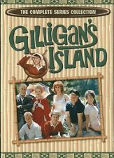 Gilligan's Island The Complete Series Collection DVD 2011 17-Disc Set New