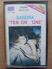 MC / Cassette    -  Sandra - Ten On One