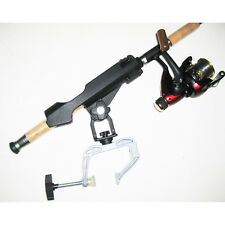 Dock fishing rod holders ebay for Heavy duty fishing rods