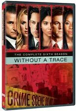 Without a Trace: The Complete Sixth Season [5 Discs] (2013, DVD NEW) DVD-R