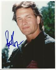 Hand Signed 8x10 photo - PATRICK SWAYZE - Dirty Dancing Point Break GHOST + COA