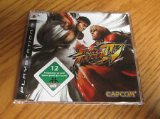Street Fighter IV GERMAN PROMO – PS3 (Full Promotional Game) DEUTSCH