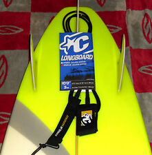 Creatures of Leisure Surfboard Leash - Team Designed Longboard Ankle Leash