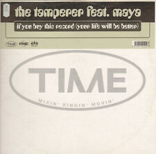 THE TAMPERER - If You Buy This Record (Your Life Will Be Better) - Time