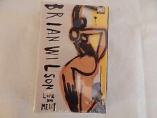 """Brian Wilson """"Love and Mercy"""" Cassette Single !  SEALED! ONLY NEW COPY ON eBAY!"""