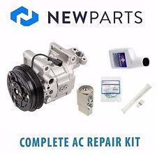 Complete AC A/C Repair Kit w/ Compressor & Clutch fits Subaru Outbac 2007 XT 2.5