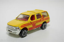 MATCHBOX FORD EXPEDITION AMBULANCE EXCELLENT CONDITION