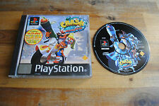 Jeu CRASH BANDICOOT 3 WARPED (sans notice) sur Playstation 1 PS1 (one)