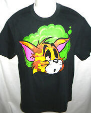 LOONEY TUNES POP APOCALYPSE BY ECKO UNLTD BLACK T-SHIRT SIZE M