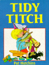 Tidy Titch (Red Fox picture books), Pat Hutchins