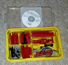 LEGO DACTA Technic Pneumatic Set #9604 with Bonus Teacher Material