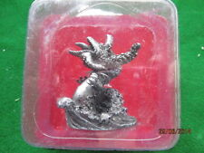 SUPER DIE CAST METAL FIGURINE LEVIATHAN - MIDDLE EAST #9  ANT PEWTER NIB