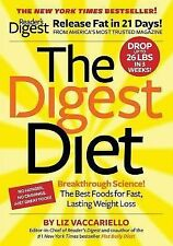 The Digest Diet : The Best Foods for Fast, Lasting Weight Loss by Liz...NEW