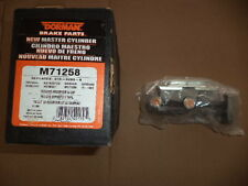 DORMAN MASTER BRAKE CYLINDER M71258 1967-1973 Chrysler,Plymouth and Dodge.