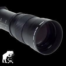 Dörr Zoom-Teleobjektiv 420-800mm/8,3 T2  für Canon EOS 1200D 400D 500D 600D 700D