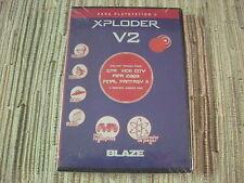 -PLAYSTATION 2 PS 2 XPLODER V2 CODIGOS DE MEJORAS JUEGOS PS2 NUEVO