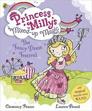 PRINCESS MILLY MIXED UP MAGIC _ THE FANCY DRESS FESTIVAL _ BRAND NEW _ FREEPOST