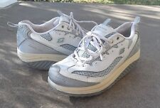 POPULAR Womens SKECHERS Shape-Ups size US 7.5 M fitness athletic shoes