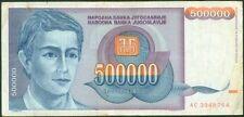 TWN - YUGOSLAVIA 119 - 500000 Din. 1993 VG/F Var. Prefixes