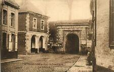CPA Saint Omer-La Porte d'Arras-vue intériure (180900)