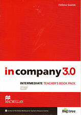 Macmillan In Company 3.0 Intermediate (B1+) Teacher's Book Pack @NEW@