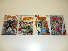 WEST COAST AVENGERS ANNUAL #1 2 4 6 Marvel Comic Books Lot of 4 VF-NM 1986-1991