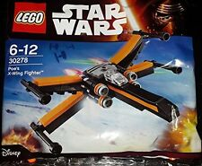 Lego Star Wars Poe's X-Wing Fighter [30278]