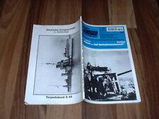 LANDSER   GROSSBAND 925 -- ALARM... AUF GEFECHTSSTATIONEN / Torpedeboot T 27