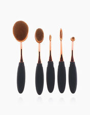 5-Piece Oval Make Up Brush Set by Brush Work
