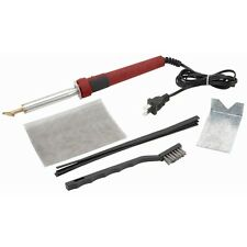 80 Watt Iron Plastic Automotive Welder Welding Kit w Welding Rod/Mesh/Brush